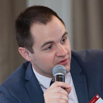 François Perrigault, rédacteur en chef chez Leaders League